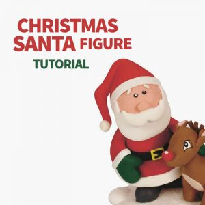 christmas santa figure tutorial