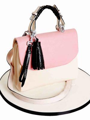 Colour Block Handbag Cake Masterclass