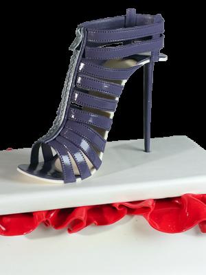 Designer Heel Cake Masterclass