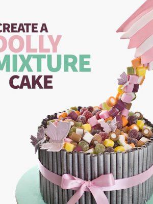 Dolly Mixture Anti Gravity Cake Masterclass