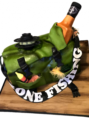 Fishing Cake Masterclass