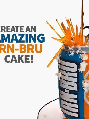 Irn-Bru Cake Masterclass