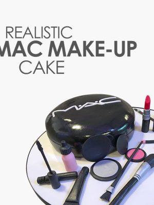 MAC Make-Up Cake Masterclass