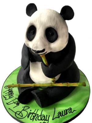 Panda Cake Masterclass